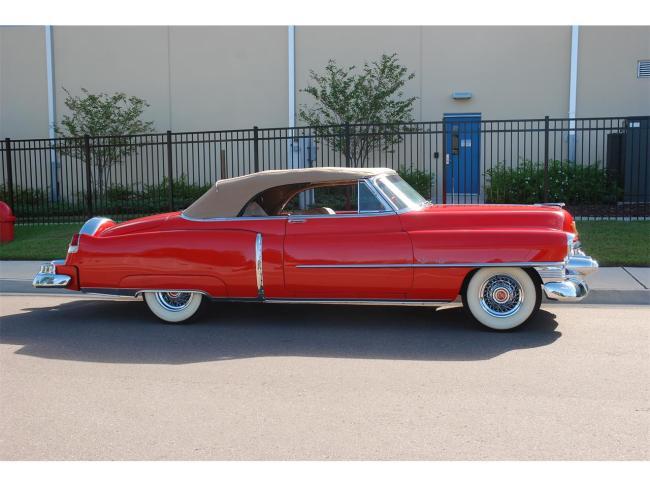 1953 Cadillac Convertible - Cadillac (21)