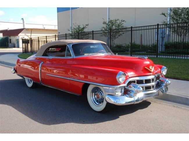 1953 Cadillac Convertible - 1953 (22)