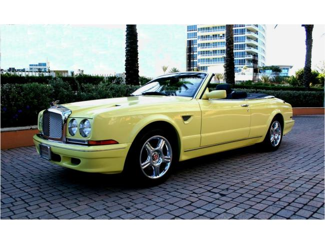 2001 Bentley Azure - Bentley (2)