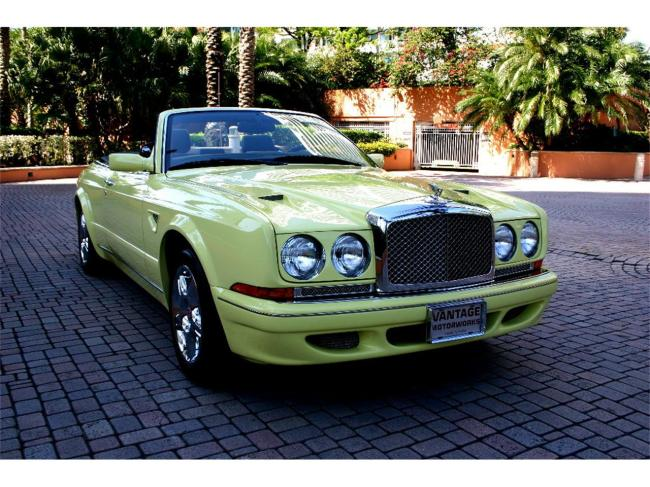 2001 Bentley Azure in Miami, Florida