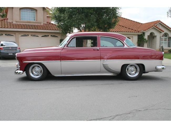1953 Chevrolet 210 in Fallbrook, Ca.