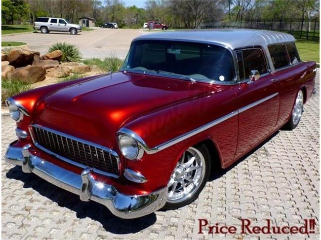 1955 Chevrolet Nomad in Arlington, Texas