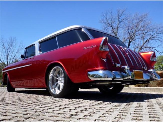 1955 Chevrolet Nomad - Chevrolet (2)