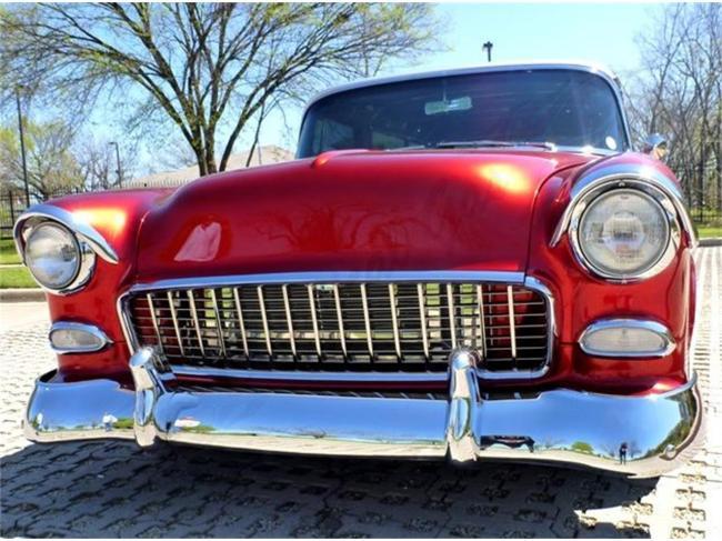 1955 Chevrolet Nomad - Chevrolet (8)