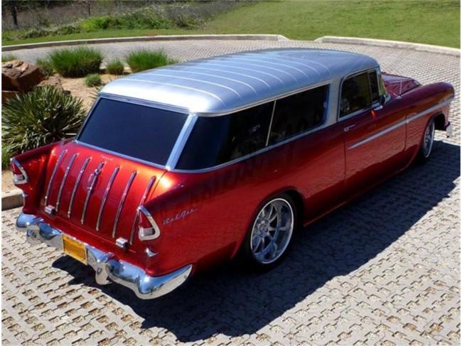 1955 Chevrolet Nomad - 1955 (11)