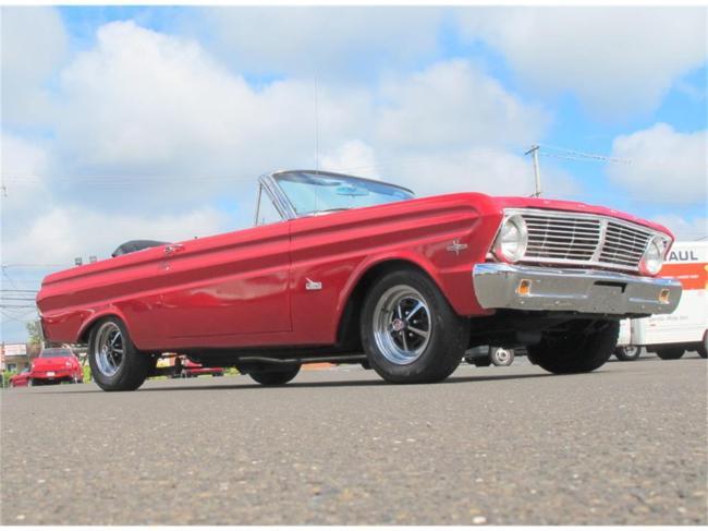 1964 Ford Falcon Futura - Falcon Futura (6)