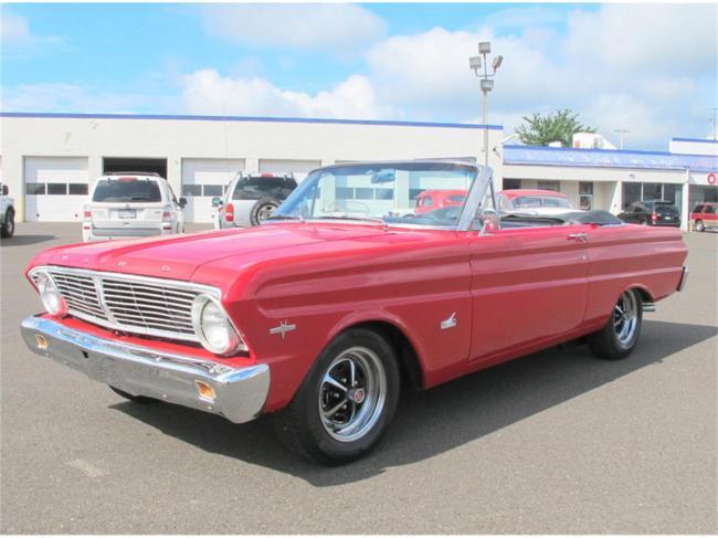 1964 Ford Falcon Futura - Pennsylvania (11)