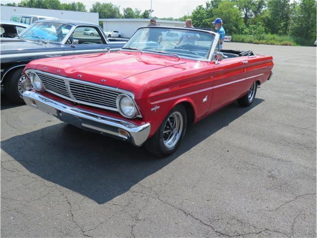 1964 Ford Falcon Futura - Pennsylvania (17)
