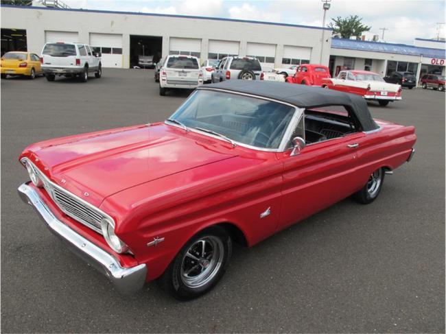 1964 Ford Falcon Futura - Ford (19)