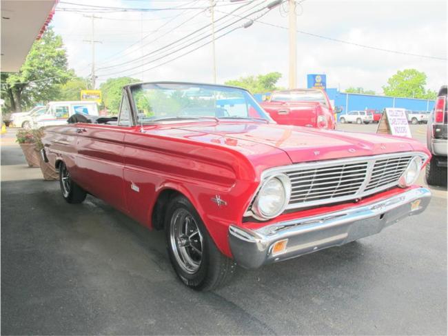 1964 Ford Falcon Futura - Pennsylvania (28)