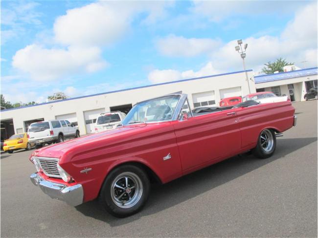 1964 Ford Falcon Futura - Pennsylvania (48)