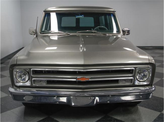 1967 Chevrolet Suburban - North Carolina (4)