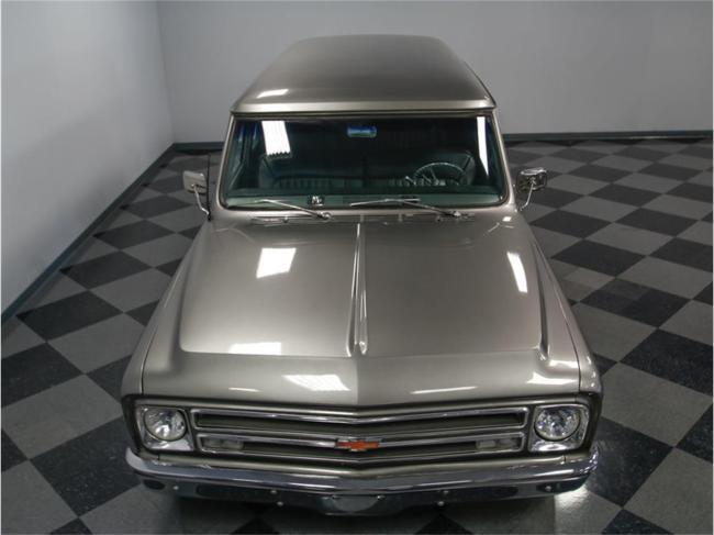 1967 Chevrolet Suburban - 1967 (5)