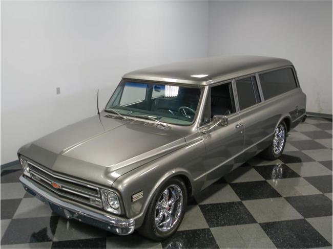 1967 Chevrolet Suburban - North Carolina (6)