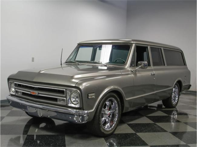 1967 Chevrolet Suburban - 1967 (7)