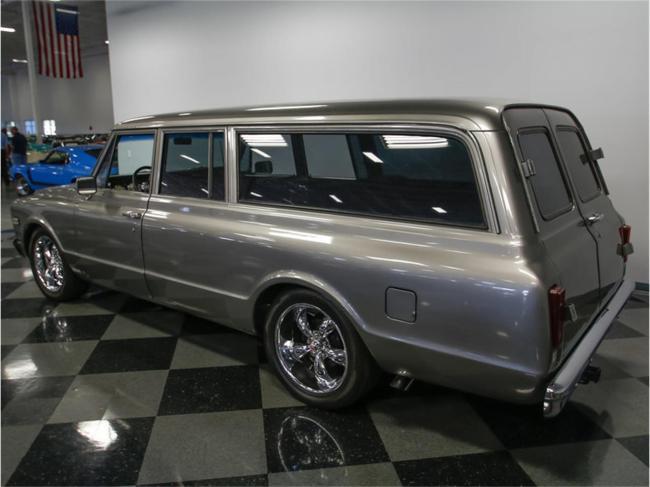 1967 Chevrolet Suburban - Chevrolet (14)
