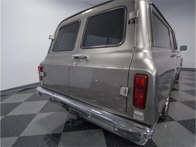 1967 Chevrolet Suburban - 1967 (19)