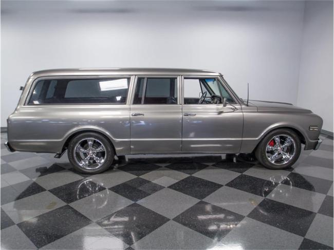 1967 Chevrolet Suburban - 1967 (21)