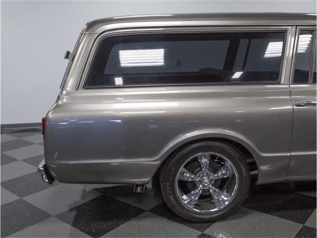 1967 Chevrolet Suburban - 1967 (23)