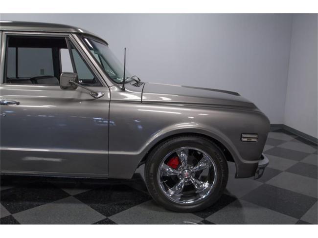 1967 Chevrolet Suburban - 1967 (25)
