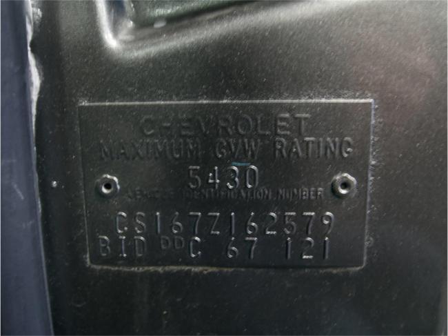 1967 Chevrolet Suburban - 1967 (45)