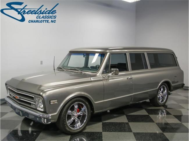1967 Chevrolet Suburban - 1967 (52)