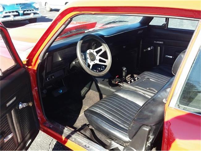 1969 Chevrolet Nova - Chevrolet (13)