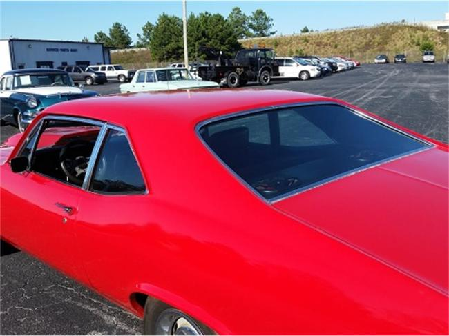 1969 Chevrolet Nova - Chevrolet (14)