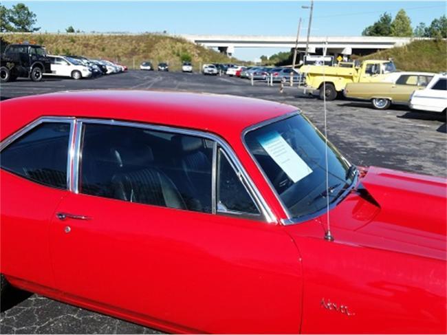 1969 Chevrolet Nova - South Carolina (16)