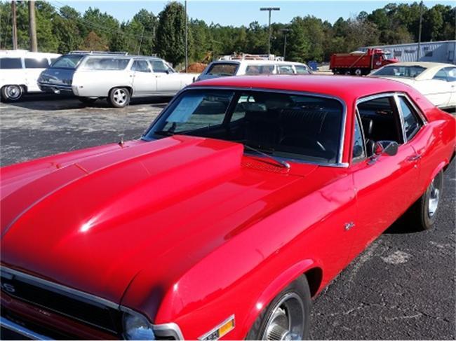 1969 Chevrolet Nova - Chevrolet (17)