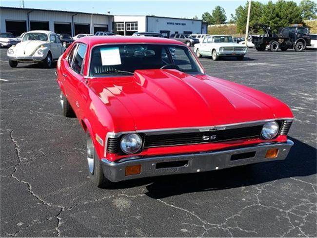 1969 Chevrolet Nova - 1969 (18)