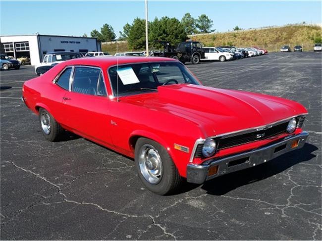 1969 Chevrolet Nova - Nova (19)