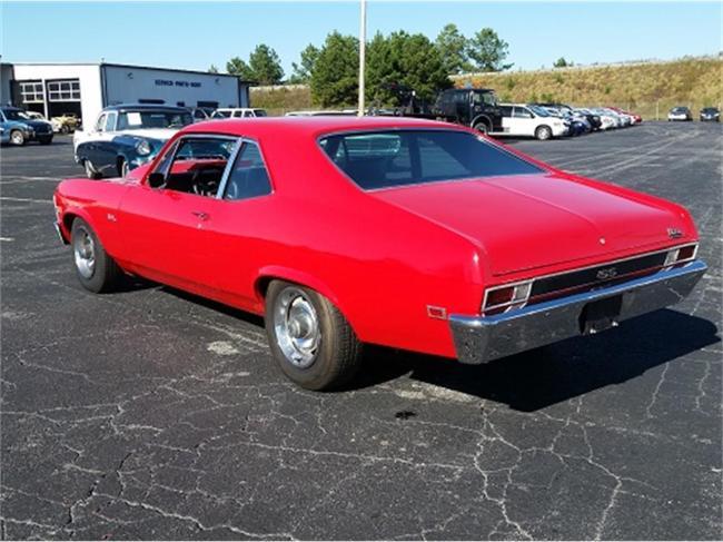1969 Chevrolet Nova - 1969 (20)