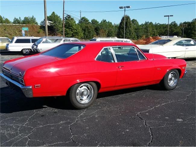1969 Chevrolet Nova - 1969 (21)
