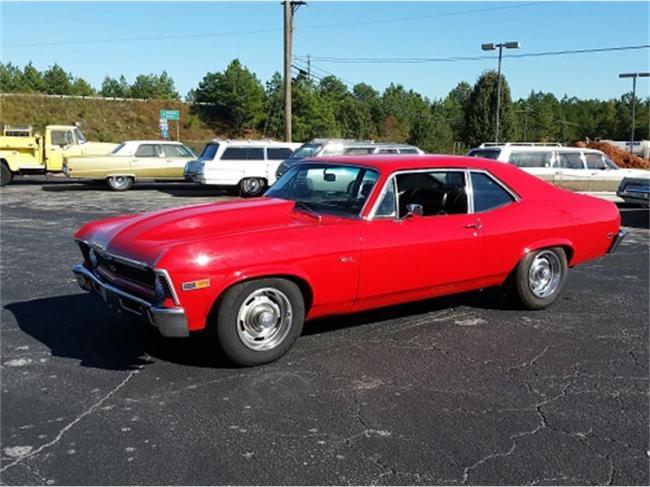1969 Chevrolet Nova - Nova (22)