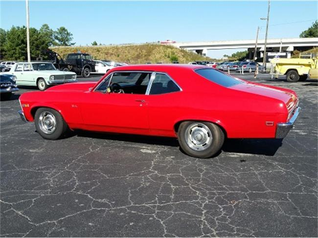1969 Chevrolet Nova - South Carolina (23)