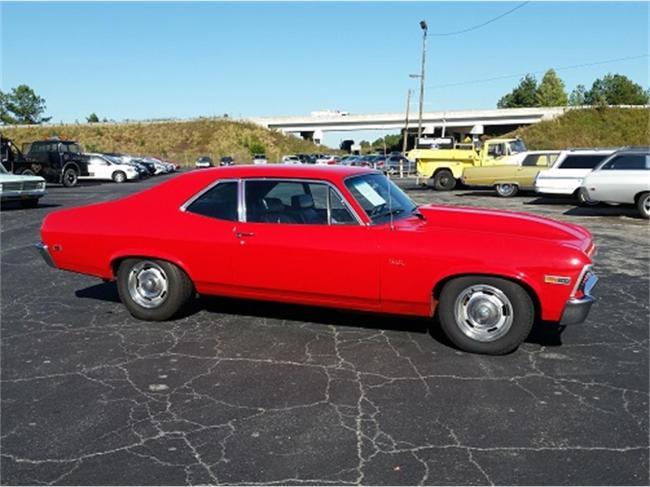 1969 Chevrolet Nova - South Carolina (24)