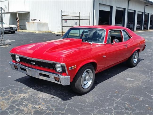 1969 Chevrolet Nova in Simpsonsville, South Carolina