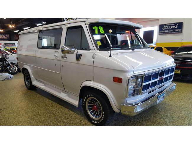 1978 GMC Vandura - GMC (3)