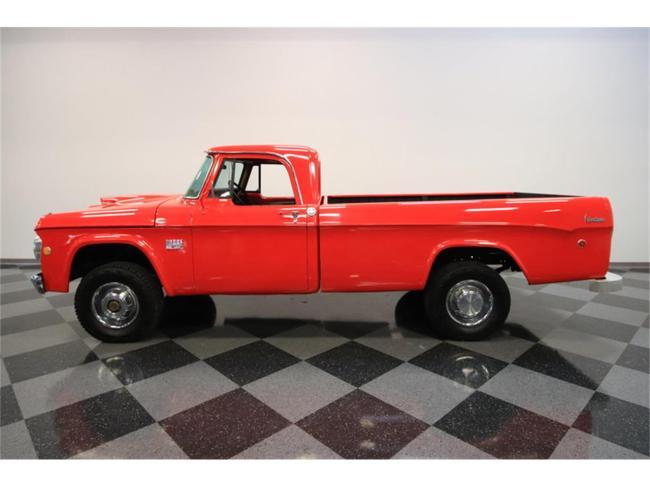 1969 Dodge D100 - D100 (1)