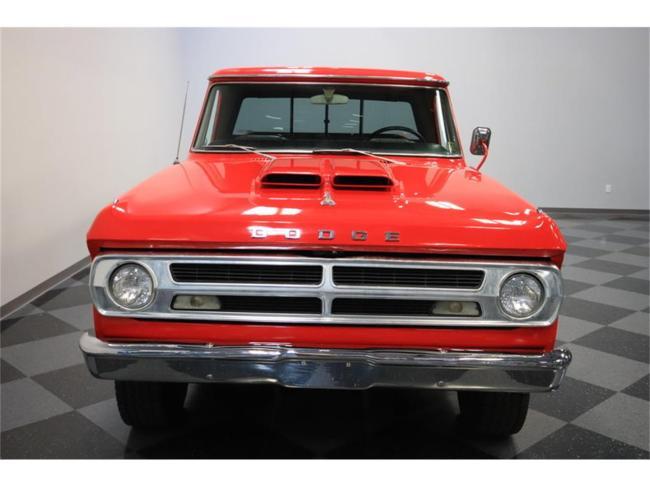 1969 Dodge D100 - Automatic (5)