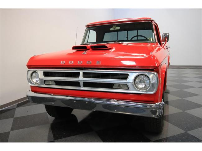 1969 Dodge D100 - Automatic (7)