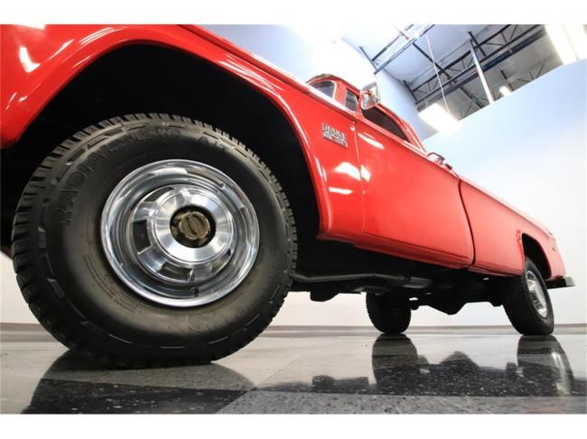 1969 Dodge D100 - Automatic (8)