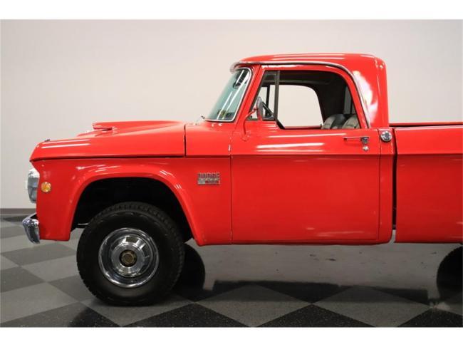 1969 Dodge D100 - D100 (10)