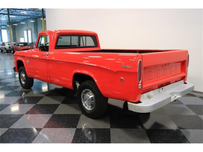 1969 Dodge D100 - D100 (12)
