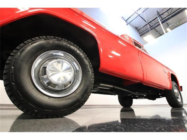 1969 Dodge D100 - Automatic (19)