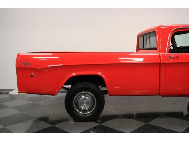 1969 Dodge D100 - Automatic (20)
