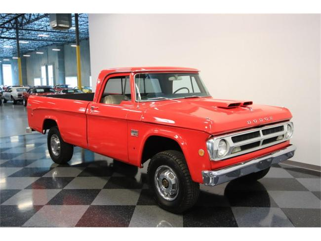 1969 Dodge D100 - 1969 (22)
