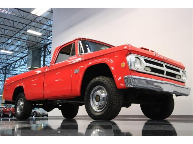 1969 Dodge D100 - D100 (23)