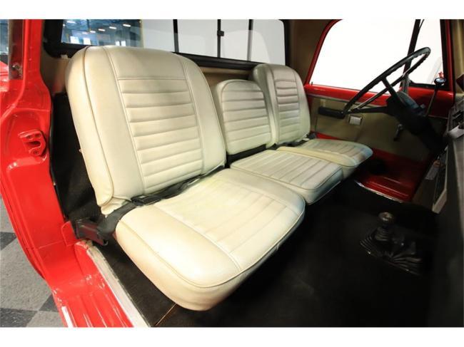1969 Dodge D100 - D100 (40)